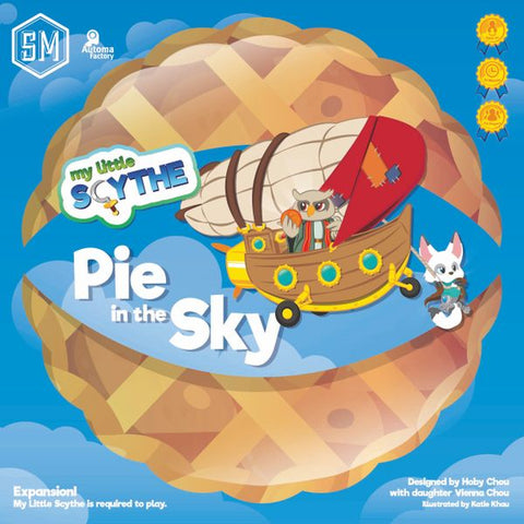 My Little Scythe: Pie in the Sky (expected in stock on 11th August)