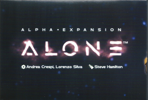 Alone- Alpha Expansion