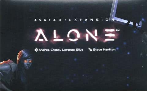 Alone - Avatar Expansion (expected in stock on 29th September)