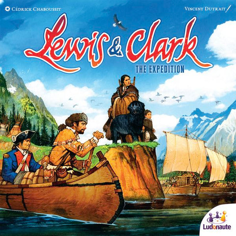 Lewis & Clark 2nd Edition (expected in stock on 7th July)