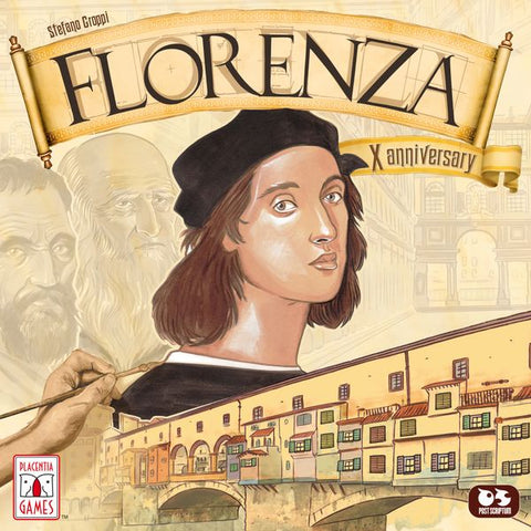 Florenza X Anniversary (expected in stock on 20th April)