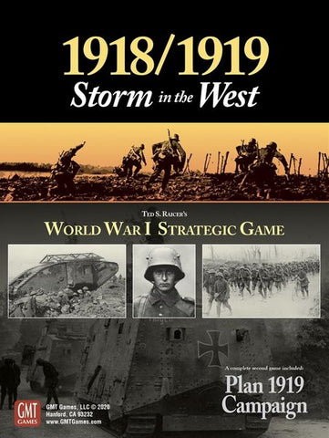 1918/19 Storm in the West