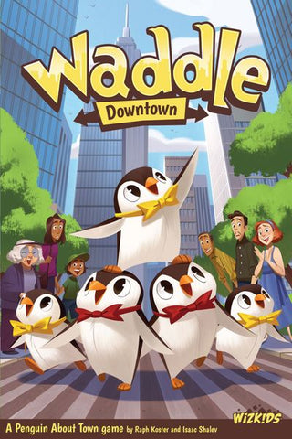 Waddle (expected in stock on 4th May)