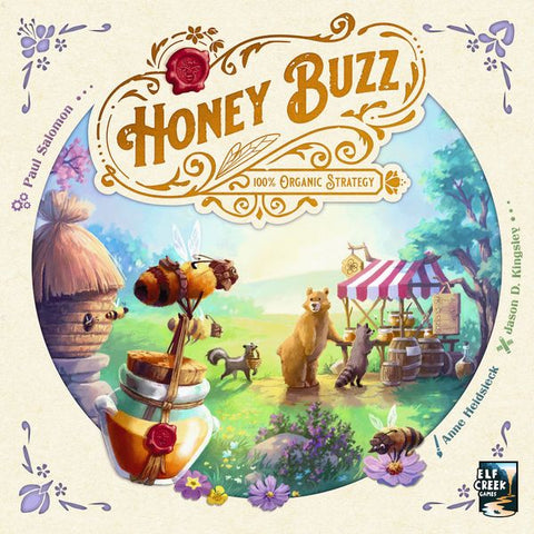 Honey Buzz (expected in stock on 26th January)