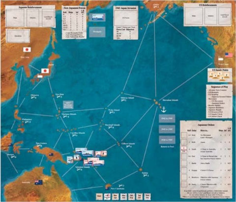 Fleet Commander Nimitz Expansion 2 – Total War