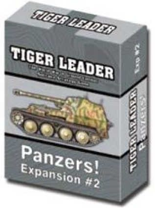 Tiger Leader Exp 2 – Panzers!