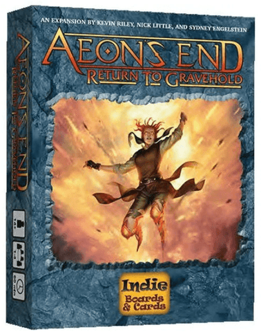 Aeon's End Return to Gravehold