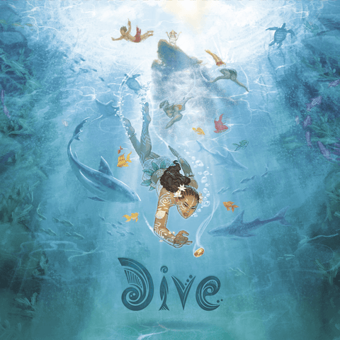 Dive (expected in stock on 4th May)