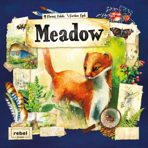 Meadow (release date 12th May)