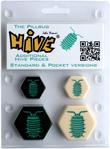 Hive: Pillbug Tiles