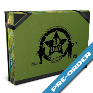Memoir '44 D-Day Landing - pre-order (delayed - currently expected Q4 2020)