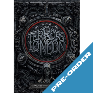 Terrors of London: Servants of the Black Gate Expansion - pre-order (expected Q4 2019)
