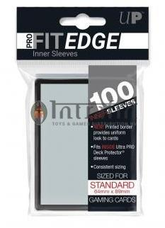 Pro-Fit Edge Standard Inner Sleeves (pack of 100)