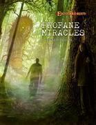 Esoterrorists: Profane Miracles + complimentary PDF