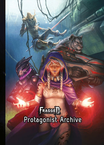 Fragged Empire: Protagonist Archive Vol 1 + complimentary PDF