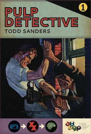 Pulp Detective Expansion 1