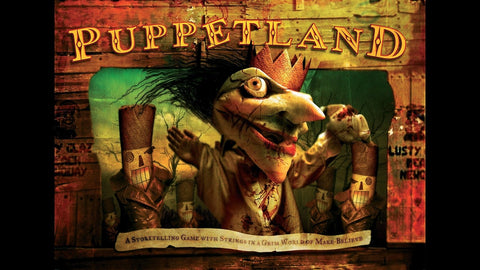 Puppetland RPG + complimentary PDF