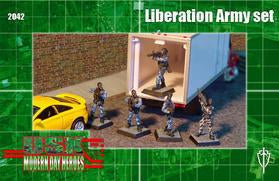 RAF2042 Liberation Army Set