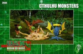 RAF2044 Cthulhu Monsters Box Set