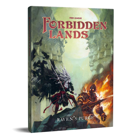 Forbidden Lands: Raven's Purge Campaign + complimentary PDF