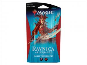 Magic: The Gathering - Ravnica Allegiance Theme Booster Display