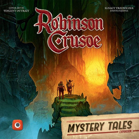 Robinson Crusoe: Adventures on the Cursed Island - Mystery Tales - Reduced price*