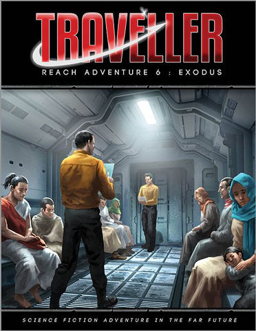 Traveller: Reach Adventure 6 - Exodus