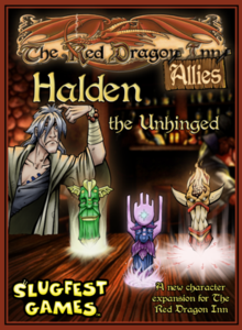 The Red Dragon Inn Allies: Halden the Unhinged