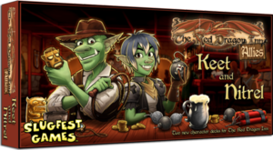 Red Dragon Inn Allies: Keet & Nitrel