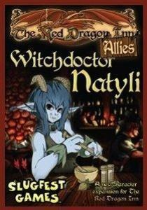 The Red Dragon Inn: Witchdoctor Natyli (Allies)