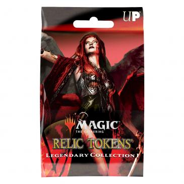 Magic: The Gathering - Relic Tokens Legendary Collection (expected in stock on 18th June)