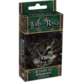 Lord of the Rings LCG Shadows of Mirkwood Cycle