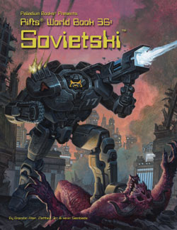 Rifts Worldbook 36: Sovietski