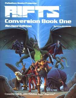 Rifts: Conversion Book 1 (Revised)