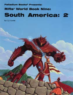 Rifts: World Book 9: South America 2