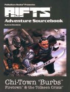 Rifts: Adventure Sourcebook 2: Firetown & The Tolkeen Crisis