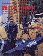 Rifts: Index & Adventures Volume 2