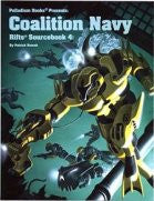 Rifts: Sourcebook 4: Coalition Navy