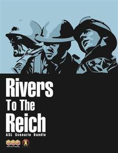 Rivers To The Reich ASL Scenario Bundle