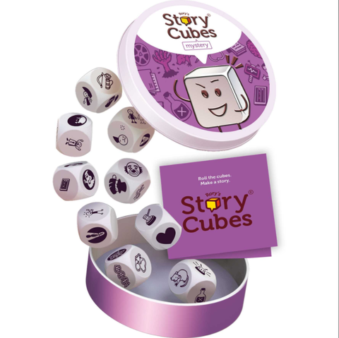 Rory's Story Cubes® Mystery