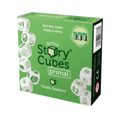 Rory's Story Cubes® Primal (expected in stock on 15th January)
