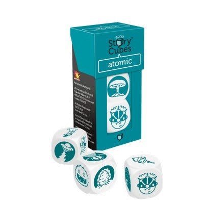 Rory's Story Cubes® Atomic
