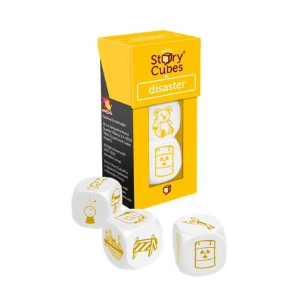 Rory's Story Cubes® Disaster