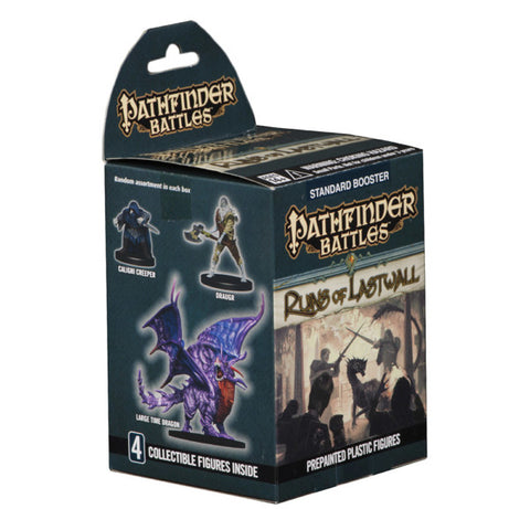 Pathfinder Battles: Ruins of Lastwall Booster (release date 30th May)
