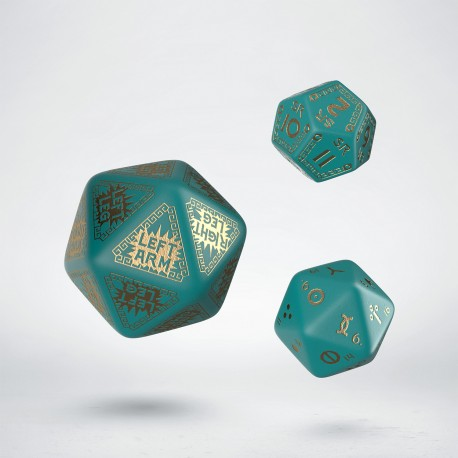 Runequest Expansion Dice Set (3)