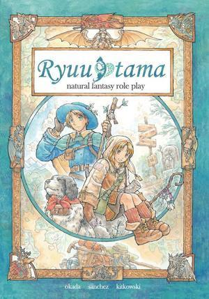 Ryuutama: Natural Fantasy Roleplay (Standard Edition) + complimentary PDF