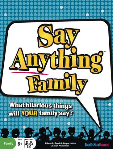 Say Anything - Family Edition