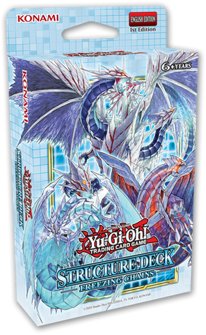 YGO TCG Structure Deck: Freezing Chains