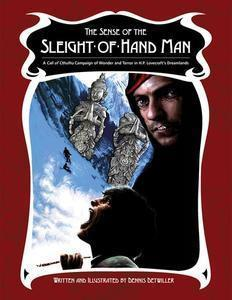 Call of Cthulhu: Sense of the Sleight of Hand Man + complimentary PDF - Leisure Games