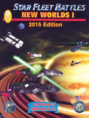 Star Fleet Battles: C1: New Worlds I - 2015 Edition